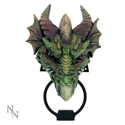Nemesis Now Door Knocker Dragon Kryst