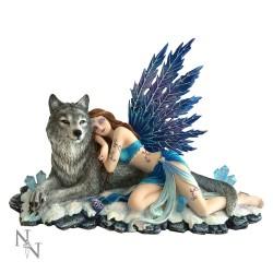 Nemesis Now Fairy & Wolf Lupiana