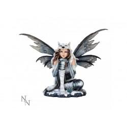 Nemesis Now Fairy & Wolf Fae-Lore
