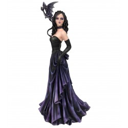 Nemesis Now Fairy & Dragon Fia Figurine