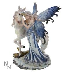 Nemesis Now Fairy & Unicorn Comfort Figurine