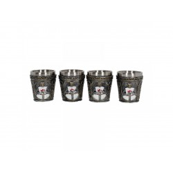 Nemesis Now Shot Glass Knights Templar