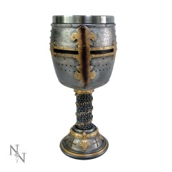 Nemesis Now Goblet Crusader
