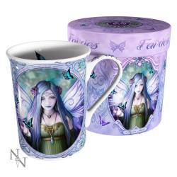 Anne Stokes Mug Mystic Aura