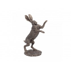 Nemesis Now Bronze Hare Fight