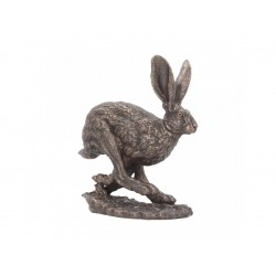 Nemesis Now Bronze Hare Flight