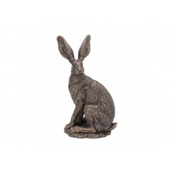 Nemesis Now Bronze Hare Sit Tight