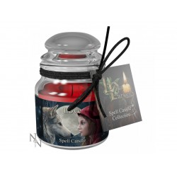 Lisa Parker Spell Candle Love/Rose