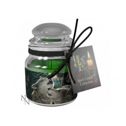 Lisa Parker Spell Candle Protection/Lavender