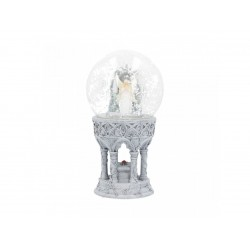 Anne Stokes Snowglobe Only Love Remains