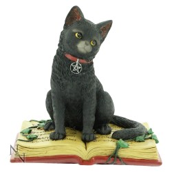 Nemesis Now Cat Figurine-Eclipse