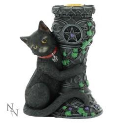 Nemesis Now Cat Figurine-Midnight