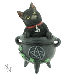 Nemesis Now Cat Figurine-Smudge
