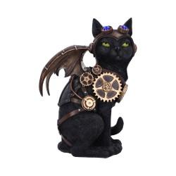 Nemesis Now Cat Feline Flight Figurine DUE IN JULY