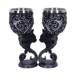 Nemesis Now Goblet Set Hex Of The Heart