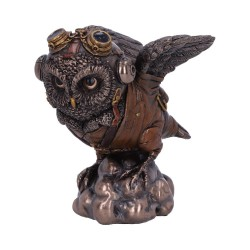 Nemesis Now Bronze Owl Learning To Fly Figurine DUE IN MAY