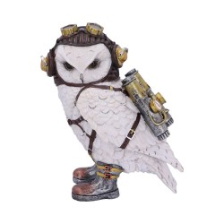 Nemesis Now Owl The Aviator Figurine