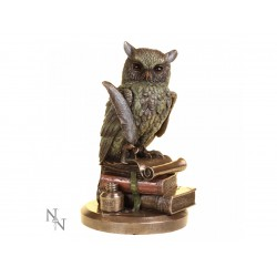 Nemesis Now Bronze Owl Ulula Figurine