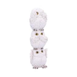 Nemesis Now Owl Wisest Totem Figurine