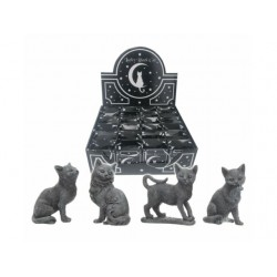 Nemesis Now Cat Lucky Minis In Gift Bag