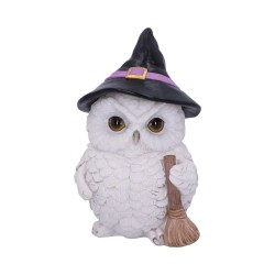 Nemesis Now Owl Snowy Magic Figurine
