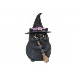 Nemesis Now Cat Figurine-Lucky Black Cat