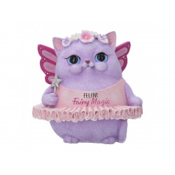 Nemesis Now Cat Figurine-Feline Fairy Magic