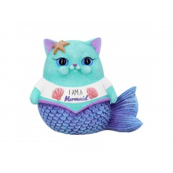 Nemesis Now Cat Figurine-I Am A Mermaid!