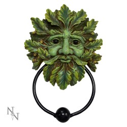 Nemesis Now Door Knocker Green Man