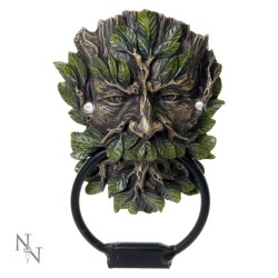 Nemesis Now Door Knocker Wild Wood