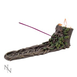 Nemesis Now Incense & Tealight Holder Wild Wood