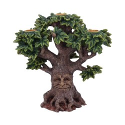 Nemesis Now Candle Holder Forest Flame Figurine