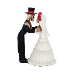 Nemesis Now Bride & Groom Skeletons Endless Love Figurine