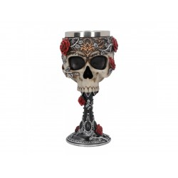 Nemesis Now Goblet Gothic Roses