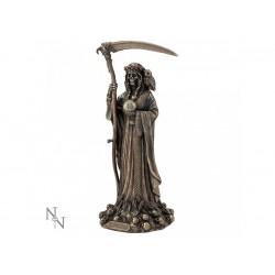 Nemesis Now Bronze Santa Muerte