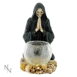 Nemesis Now Candle Holder Reapers Prayer