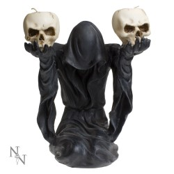 Nemesis Now Grim Reaper Bow To Darkness Candle Holder