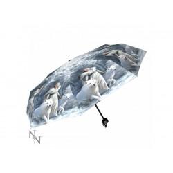 Anne Stokes Umbrella Winter Guardians