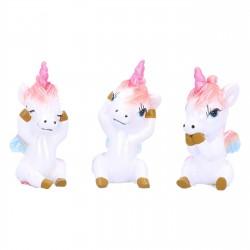 Nemesis Now Three Wise Unicorns Pegacorns Figurine