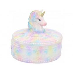 Nemesis Now Unicorn Trinket Box Unicorn Secrets