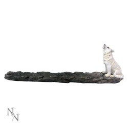 Nemesis Now Incense Holder Wolf Call