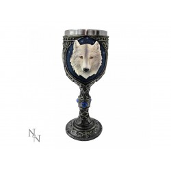 Nemesis Now Goblet Ghost Wolf