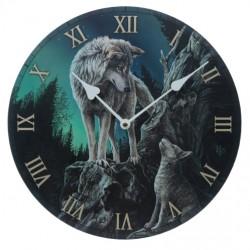 Lisa Parker Wooden Clock Guidance
