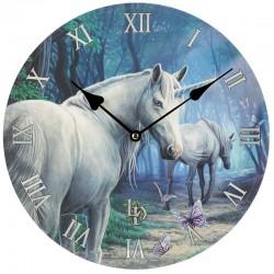 Lisa Parker Wooden Clock The Journey Home