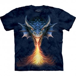 Anne Stokes T-Shirt Fire Breather