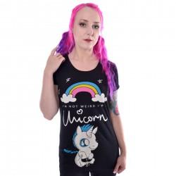 Cupcake Cult T-Shirt I'm Not Weird