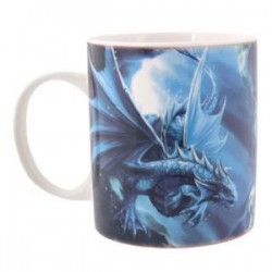 Anne Stokes Mug Age Of Dragons Water Dragon