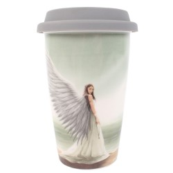 Anne Stokes Travel Mug Spirit Guide
