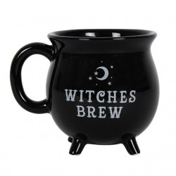 Cauldron Mug Witches Brew