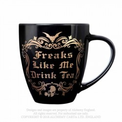Alchemy Mug Freaks Like Me Drink Tea